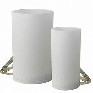 Höhe Zylinder Berechnen : tischleuchte glas weiss tischlampe e14 in zylinder form h he 25cm ~ Themetempest.com Abrechnung