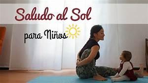 Canci U00f3n Del Saludo Al Sol Para Ni U00f1os  Yoga Para Ni U00f1os