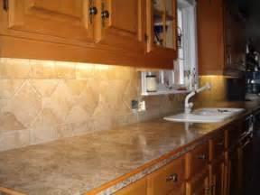kitchen with backsplash patterned kitchen backsplash designs with brown kitchen cabinets home decor