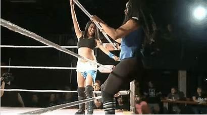 Wrestling Rosa Negra Gifs Hello