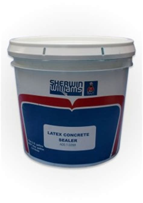 S W Latex Concrete Sealer   Sherwin Williams Jamaica