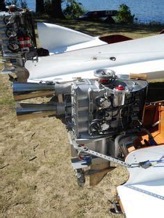 Motor Boat Facts by Modified Mercury Motor On A 1964 Jones Hydro Boat Motors