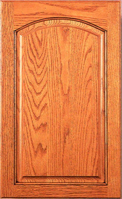 kitchen cabinet doors unfinished raised panel oak door