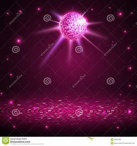 Disco Ball Background Stock Photography - Image: 36254282