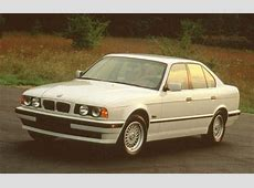 Used 1995 BMW 5 Series Pricing For Sale Edmunds