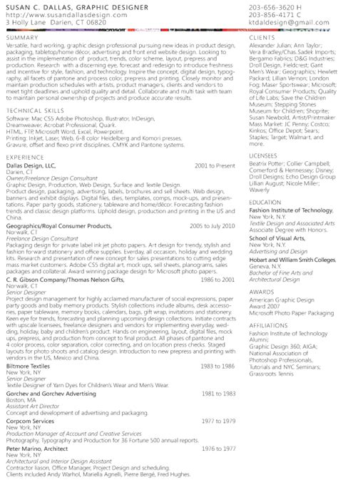 Resume Footer by Resume Susan Dallas