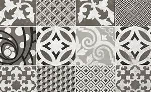 Carreaux De Ciment Hexagonaux : rouleaux adhesif carreaux de ciment ides ~ Melissatoandfro.com Idées de Décoration