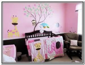 Baby Girl Nursery Room Themes Ideas
