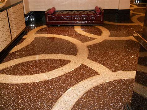 How To Get The Right Types Of Terrazzo Flooring