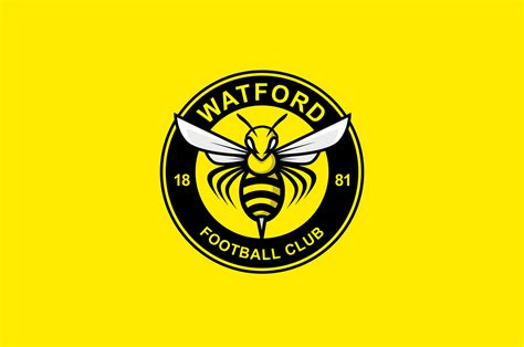 Watford Fc Rebrand Concept On Behance