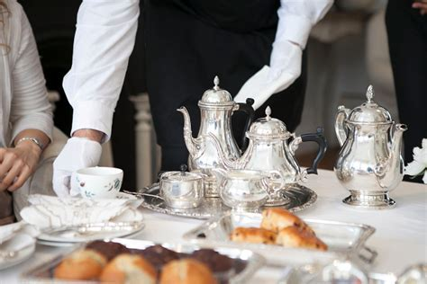 Food and Beverage Services Types Of Service