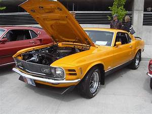 Grabber Orange 1970 Mach 1 Ford Mustang Fastback - MustangAttitude.com Photo Detail