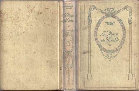 livre de cuisine ancien livre ancien quot la mare au diable quot de georges sand 1929 le grenier de mimi