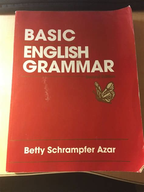Basic english grammar betty azar first edition pdf ...