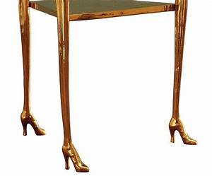 Leda Chair by Salvador Dali @ Wood-Furniture biz
