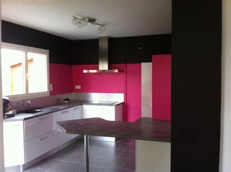 deco peinture cuisine réalisations travaux peinture revetement de sol et mur