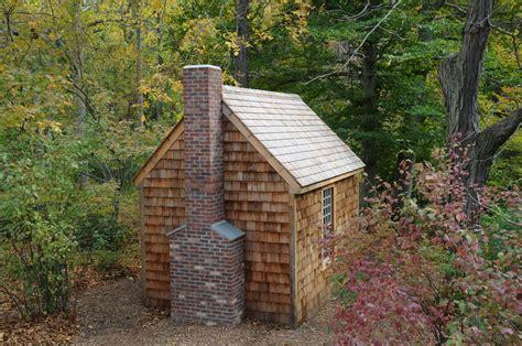 pine kitchen islands hometalk replica of henry david thoreau 39 s cabin at