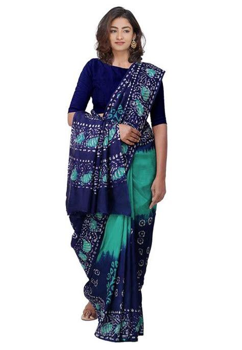 model baju batik  populer