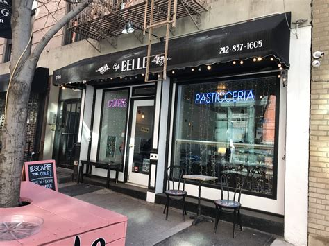 Soho is a great neighborhood for local coffee and food, home to some of the city's best coffee shops. Cafe Belle Soho Coffee Shops - New Yorker Tips