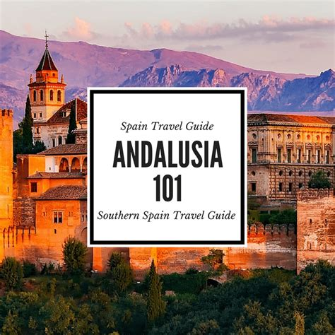 places andalusia travel guide visit