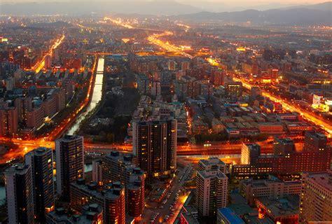 bureau pour imac fond d 39 écran pékin voir paysages urbains bureau chine
