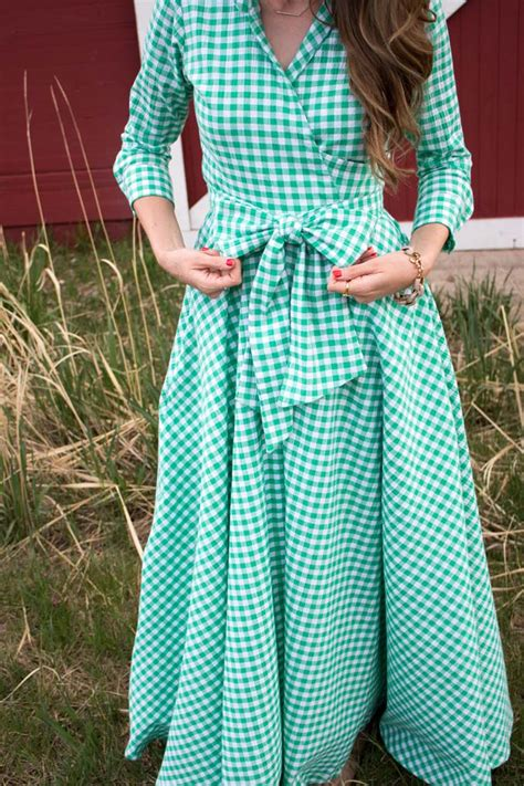 shabby apple international shipping red barn green dress a slice of style