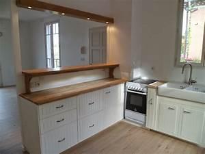 Plan De Meuble : fabriquer meuble cuisine avec plan travail ld03 jornalagora ~ Melissatoandfro.com Idées de Décoration
