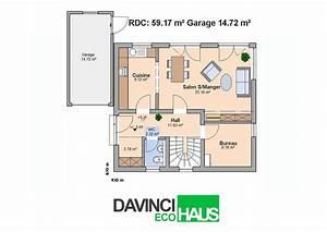 Plan Maison A Etage : maisons etage en ossature bois modernes et conviviales ~ Melissatoandfro.com Idées de Décoration