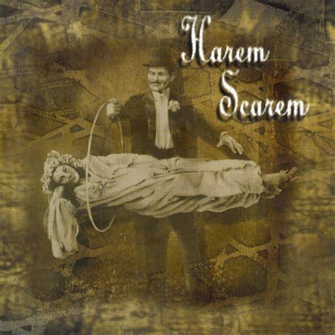 harem scarem discography