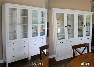 Ikea Hemnes Hack : ikea built ins living room pinterest ikea hemnes and built ins ~ Indierocktalk.com Haus und Dekorationen