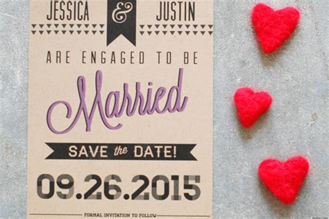 printable save  date cards stylish