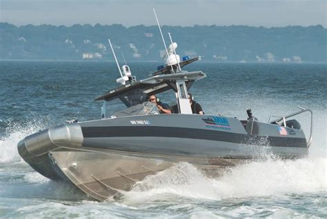Selecting Crew Comms For High-Speed Craft