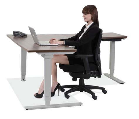 best adjustable height computer desk computer desk best standing desk office desk with