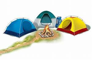 Kids camping clipart dromfib top - Clipartix