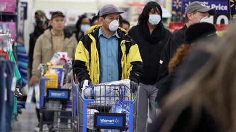 stores struggle   shoppers  wear masks