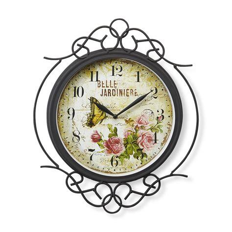 garden indoor outdoor clock