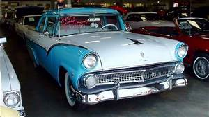 1955 Ford Customline Specs