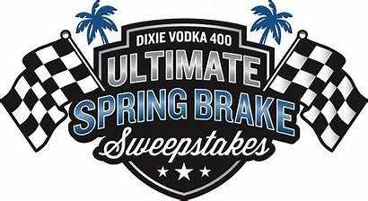 Vodka Dixie Spring Brake Ultimate Sweepstakes Nascar