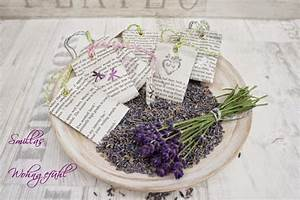 ösen Anbringen Mit ösenzange : diy scented teabags oder was lavendel im teebeutel zu suchen hat smillas wohngef hl ~ Eleganceandgraceweddings.com Haus und Dekorationen