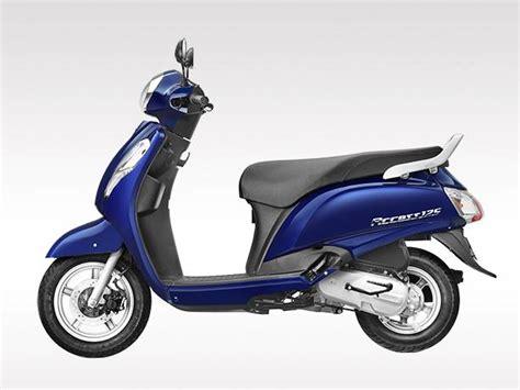 Suzuki Access Review by New Suzuki Access 125 2016 Review Advantage