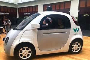 Voiture Autonome Google : waymo le monospace autonome de google se d voile en photos ~ Maxctalentgroup.com Avis de Voitures