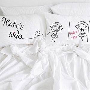 lesbian personalized pillow lesbian wedding gift mrs and mrs With lesbian wedding gift ideas