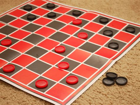 of checkers how to win at checkers with pictures wikihow