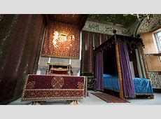BBC News In pictures Stirling Castle's Royal Palace