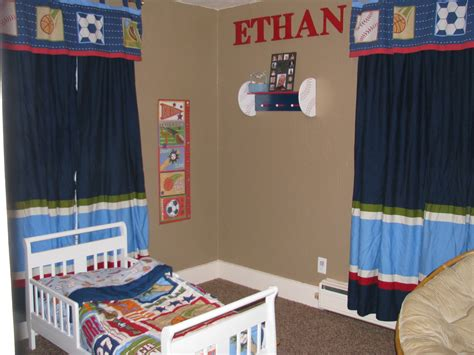 sports themed curtains home the honoroak