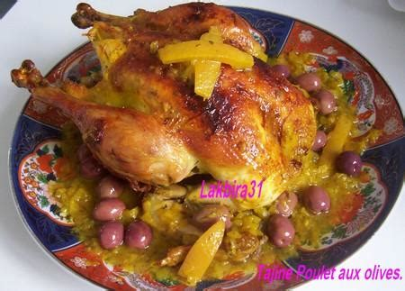 cuisine au maroc cuisine marocaine poulet au four paperblog