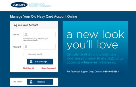 Whether you're an existing old national client or you will see three sets of numbers at the bottom of the check. Log into your Old Navy Credit Card account and Bill Pay Online