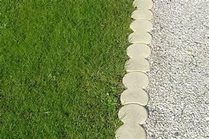 Bordure De Gazon : bordure de pelouse plate gazon d cor alkern ~ Premium-room.com Idées de Décoration