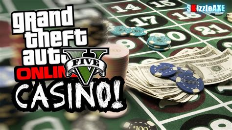 Gta 5 Online Casino Dlc Leaked! Casino Spawn Points Or A