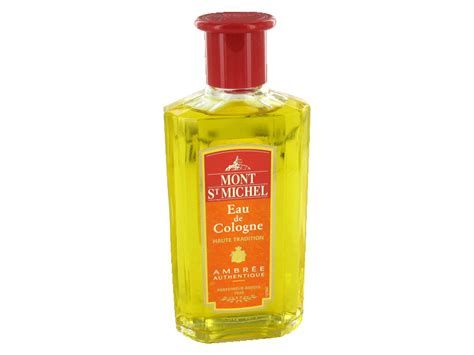 eau de cologne ambr 233 e mont michel tous les produits parfums eaux de toilette prixing